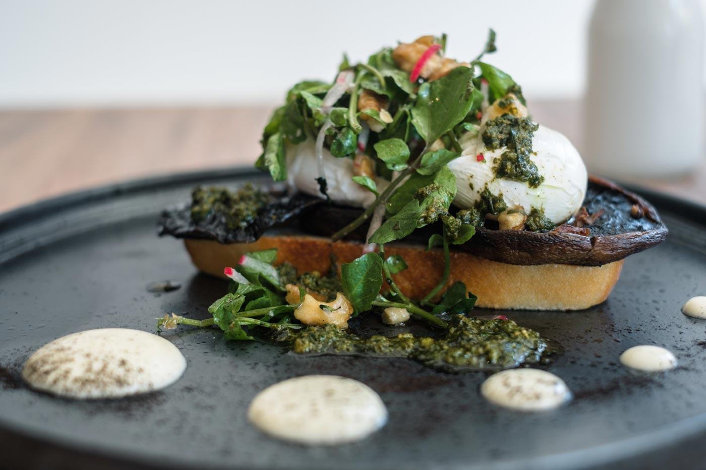 Newcastle cafe Mockingbird serves delicious breakfasts and lunches
